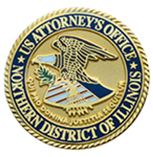 US ATTORNEY'S OFFICE -  NORTHERN DISTRICT OF ILLINOIS