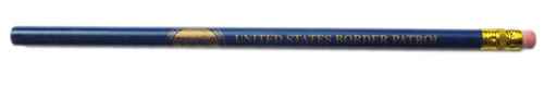 US Border Patrol Pencil
