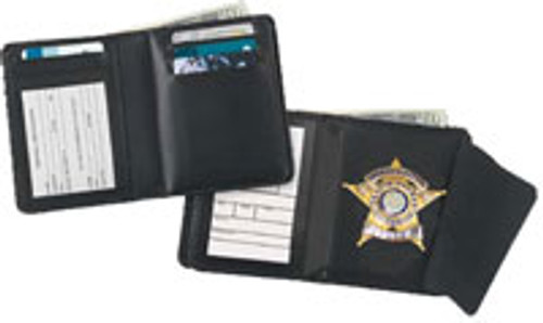 Travis County Deluxe Hidden Badge Wallet
