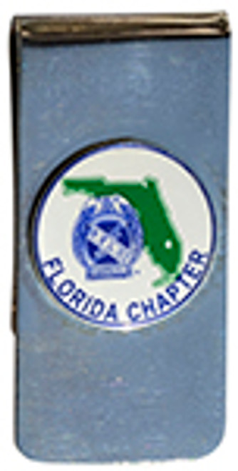 APCO Florida Chapter Money Clip