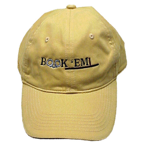 Book 'Em Page and Tuttle Hat Yellow (Harvest)