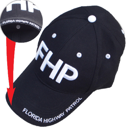 FHP Lettered Hats