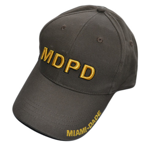 MDPD hat