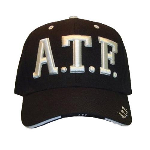 ATF Black Letter Hat