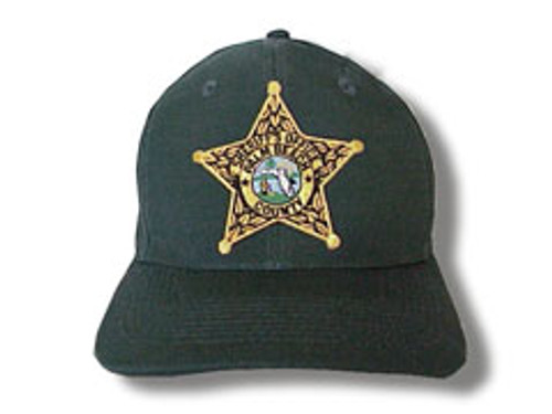 Palm Beach County Sheriff's Patch Hat