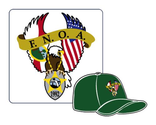F.N.O.A. Green Hat