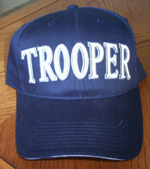 TROOPER hat with Reflective Lettering