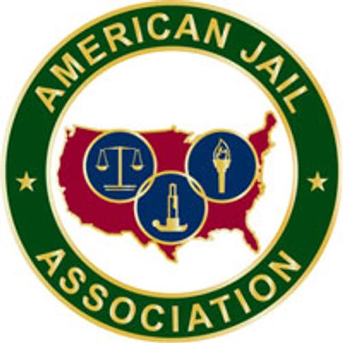 American Jail Association Plaque