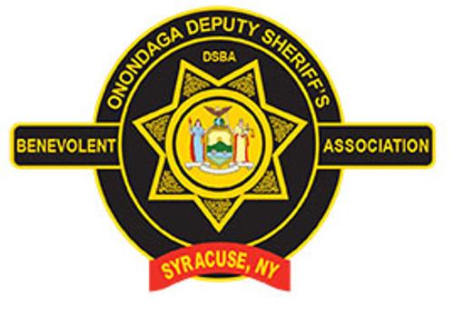 Onondaga Deputy Sheriffs' Benevolent Association Plaque