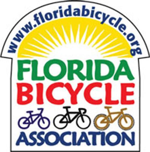 Florida Bicycle Association Plaque