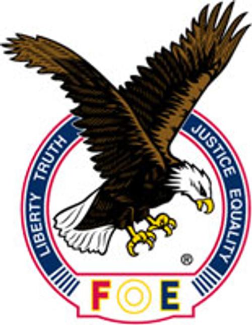 Fraternal Order of Eagles Plaque