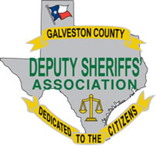Galveston Deputy Sheriff's Association Plaque