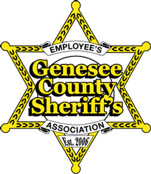 Genesee County Sheriff's Employee Association Plaque