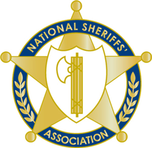 National Sheriffs' Association Plaque
