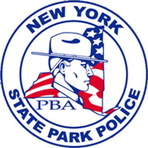 New York State Park Police Benevolent Association Plaque