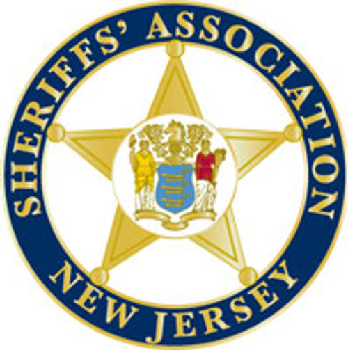 Sheriffs' Association of New Jersey Plaque