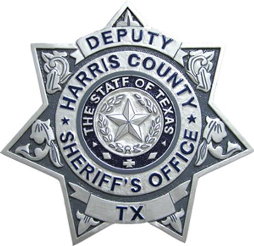 Harris County Sheriff's Office DEPUTY Plaque