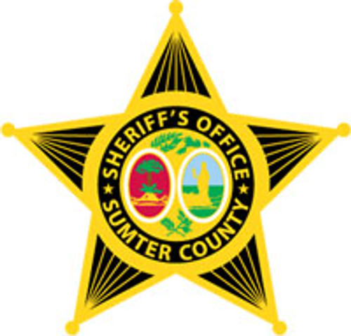 Sumter County SC Sheriff's Office Plaque