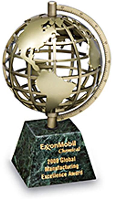 Horizon Award #131 - Green Marble