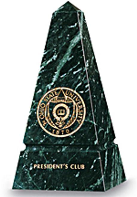Obelisks #103 - Green Marble - Medium
