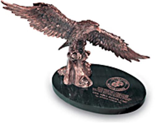 Patriot Eagles #210 - Black Marble