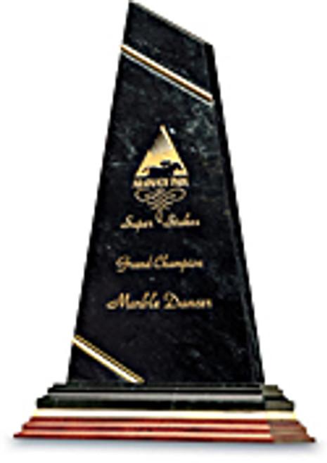 Trendsetter Achievement #273 - Black Marble - Large