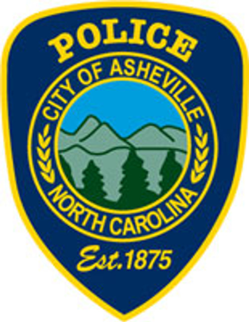 Asheville Police Patch Plaque