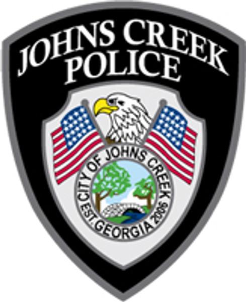 Johns Creek Patch Plaque