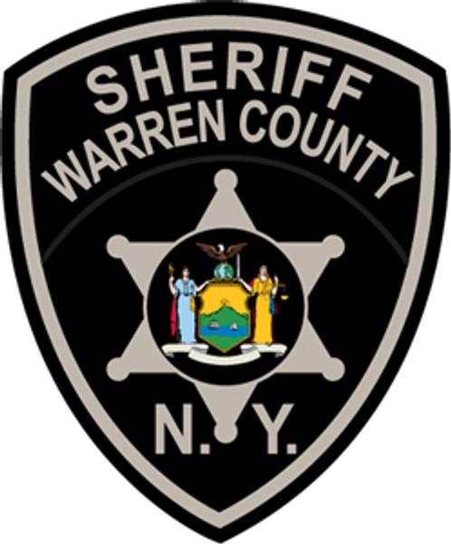 Warren County Sheriff's Patch Plaque