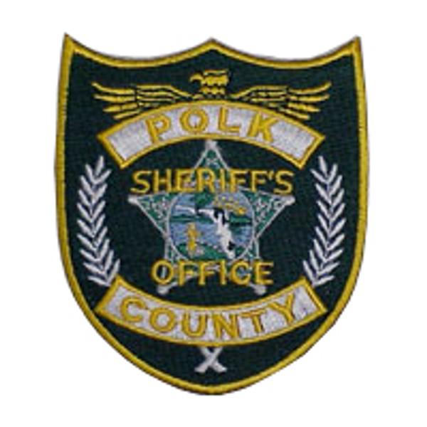 Polk County Sheriff's Office Patch Design