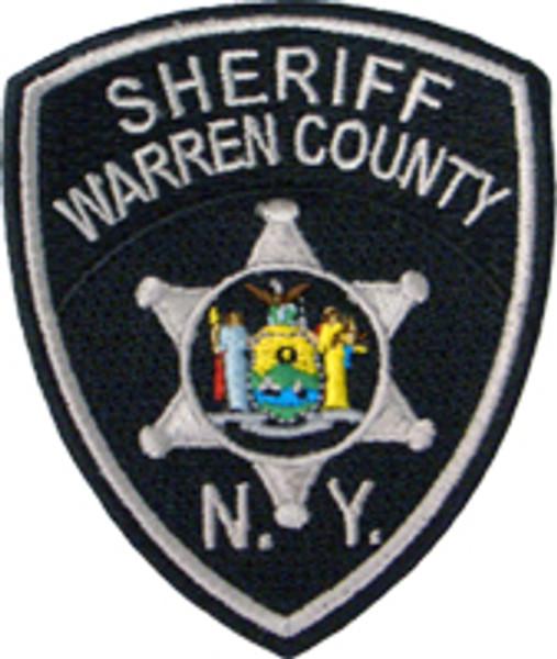 Warren County Sheriff's Patch