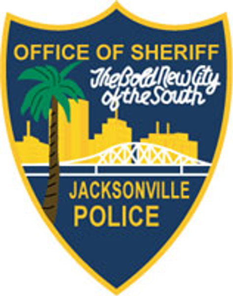 Jacksonville Patch Plaque