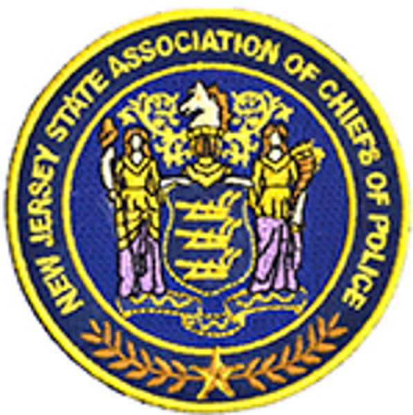 NEW JERSEY STATE ASSOCIATION OF CHIEFS OF POLICE Patch