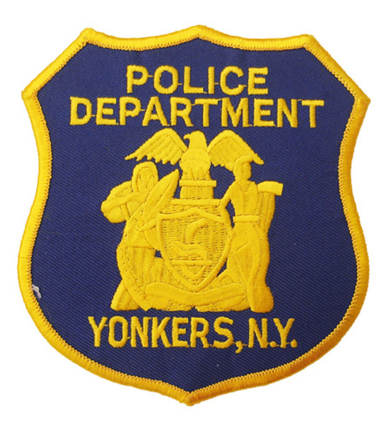 NY Yonkers Police Department Patch
