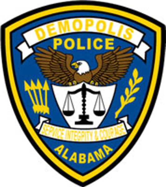 Demopolis Police Department Patch