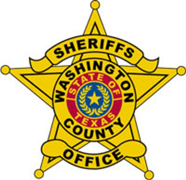 Washington County Sheriff's Office Badge Patch