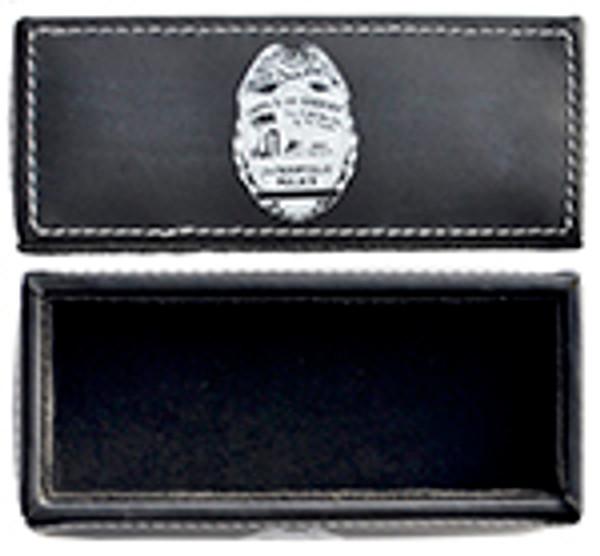 JACKSONVILLE POLICE OFFICE OF SHERIFF DESK CARD CADDY