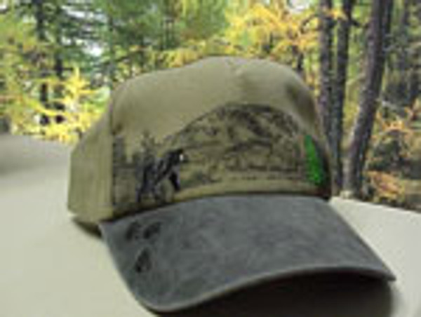 The Ultimate Hunting Cap!