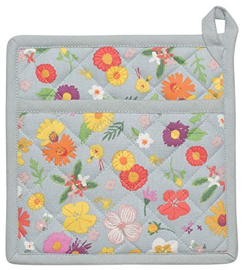 Now Designs Flowers Of The Month Potholder