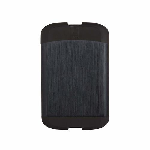 Umbra Bungee Credit Card Case, Metallic Black