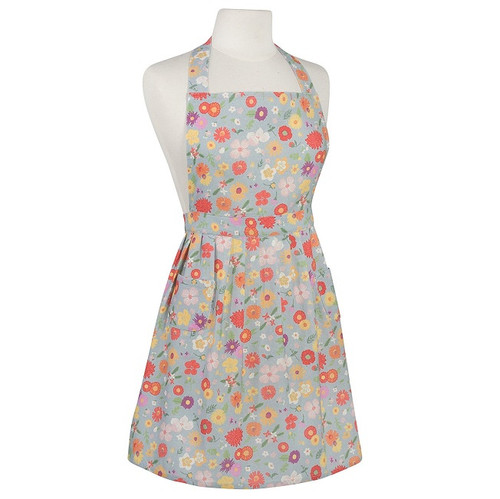 Now Designs Flowers Of The Month Classic Apron