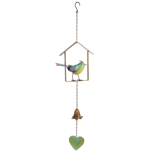 Midwest CBK Bird Bell Wind Chime