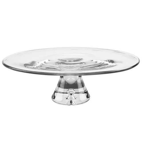 "Badash 12"" Galaxy Cake Plate (K2093)"