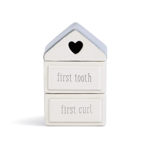 "Demdaco ""My First Tooth and Curl"" Box"