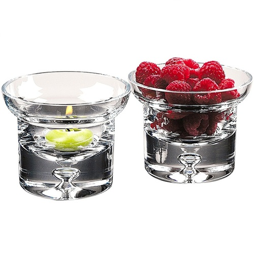 "Badash 3.5"" Galaxy Dessert Glass Bowl, Set of 2 (AF510)"