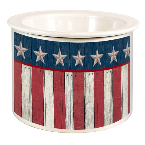 Counter Art Ceramic Dip Chiller, Faith Freedom