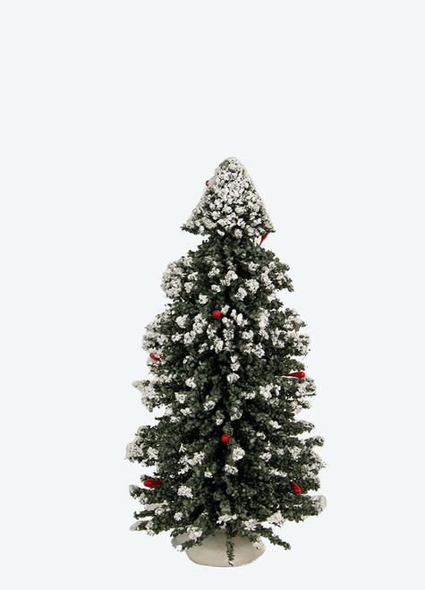 "Byers' Choice 9"" Snow Tree (662)"