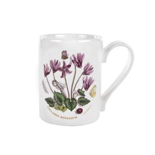 Portmeirion Botanic Garden 10oz Coffee Mug, Cyclamen