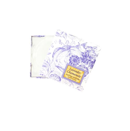 Greenwich Bay Trading 4oz Dusting Powder, Lavender Chamomile