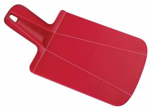 Joseph Joseph Chop2Pot Mini Cutting Board, Red